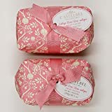 Castelbel Vintage Rose Luxury Soap from Portugal - set of two