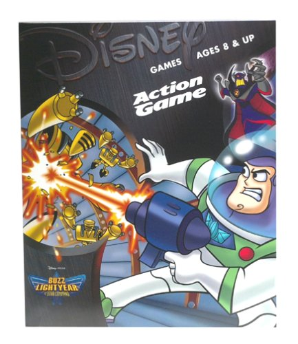Disneys Action Game Buzz Lightyear