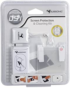 Nintendo DSi - Screen Protection und Cleaning Kit [UK Import]