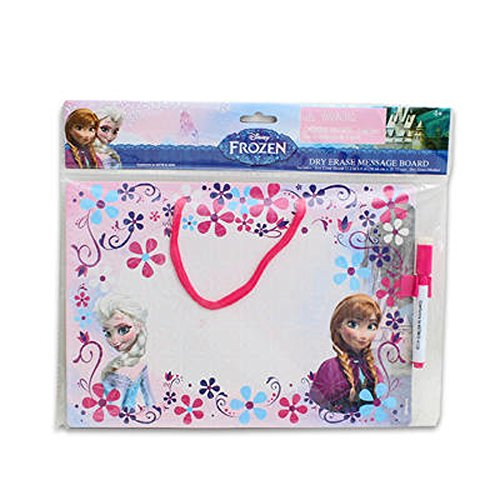 Disney Frozen DRY ERASE MESSAGE BOARD W/MARKER