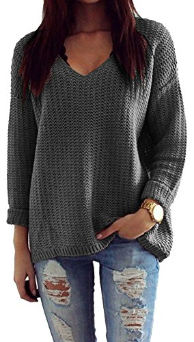 mikosdamen-pullover-winter-casual-long-sleeve-loose-strick-pullover-sweater-top-outwear-627-graphite