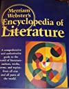 Merriam Webster's Encyclopedia of Literature