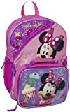 Fast Forward Backpack with Detachable Lunch Box - Minnie Mouse