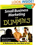 Small Business Marketing For Dummies (For Dummies (Computer/Tech))