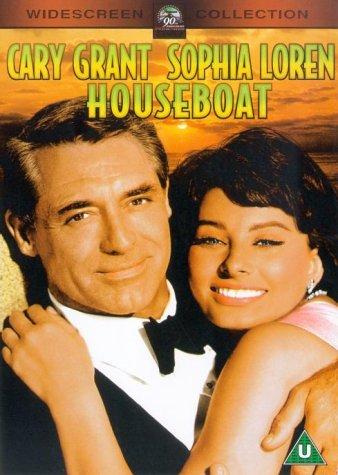 Houseboat [DVD] [1958]