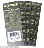 AquaMira Water Purifier Tablets, Chlorine Dioxide, Pack of 50