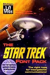 The Star Trek Font Pack (3.5\