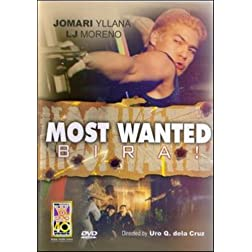 MOST WANTED:BIRA -Philippines Filipino Tagalog DVD Movie