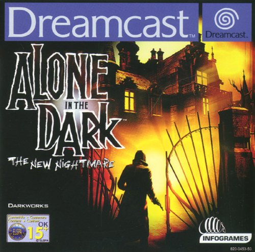 Alone in the Dark : The New Nightmare (Dreamcast)