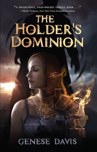 Print - The Holder's Dominion by Genese Davis