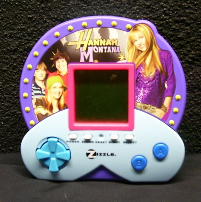 Hannah Montana Electronic Handheld Game (2007) - 1