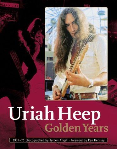 Uriah Heep Golden Years