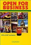 echange, troc Daniel Delporte - Open for business: BTS et IUT tertiaires, Universités, grandes écoles de commerce et de gestion, formation continue