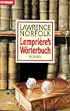 Lempriere's Wörterbuch. (3442425964) by Lawrence Norfolk