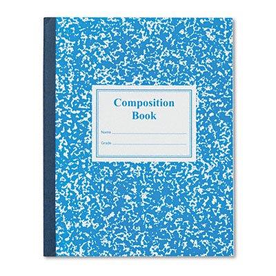 Grade school ruled composition book, grade 3, 9-3/4 x 7-3/4, blue - Buy Grade school ruled composition book, grade 3, 9-3/4 x 7-3/4, blue - Purchase Grade school ruled composition book, grade 3, 9-3/4 x 7-3/4, blue (Roaring Spring, Office Products, Categories, Office & School Supplies, Education & Crafts)