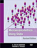 img - for by A. Colin Cameron,by Pravin K.Trivedi Microeconometrics Using Stata, Revised Edition(text only)2nd(Second) edition[Paperback]2010 book / textbook / text book