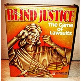 Blind Justice, the Game of Lawsuits