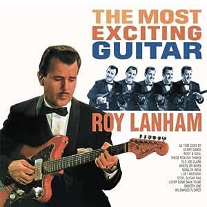 The Most Exciting Guitar (180gram Vinyl) [Vinyl LP] [Vinyl LP]