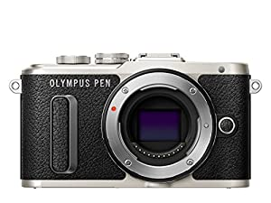 Olympus PEN E-PL8 Body - Black