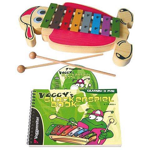 Voggenreiter-Voggys-Glockenspiel-Set--Glockenspiel