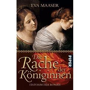 eBook Cover für  Die Rache der K ouml niginnen Historischer Roman