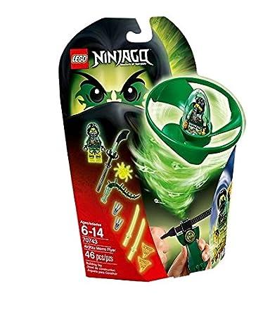 LEGO Ninjago - 70743 - Airjitzu de Moro