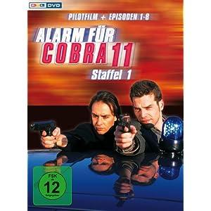 Alarm für Cobra 11 - die Autobahnpolizei: Staffel 1 [3 DVDs]