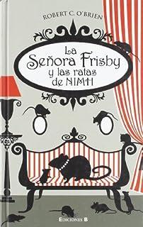 La Señora Frisby Y Las Ratas De Nimh descarga pdf epub mobi fb2