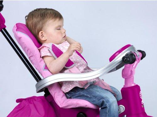 Imagen 7 de FEBER - Triciclo Baby Twist Niña (Famosa) 800007099