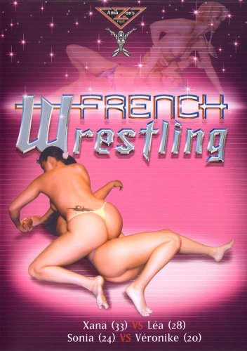 Real Topless Fighting: French Wrestling 1 [DVD] [Import]