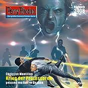 Krieg der Prozessoren (Perry Rhodan 2408) | Christian Montillon