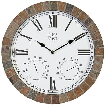 weather clocks archives wall clock ideas