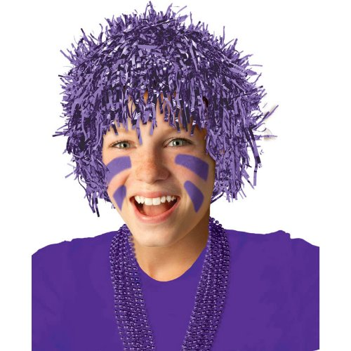 Purple Fun Wig