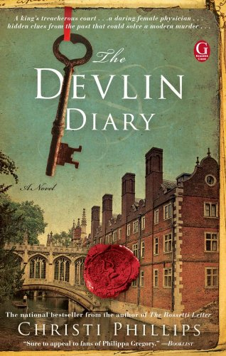 Michelle's Review: The Devlin Diary by Christi Phillips
