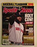 img - for Sporting News Baseball Yearbook 2015 book / textbook / text book
