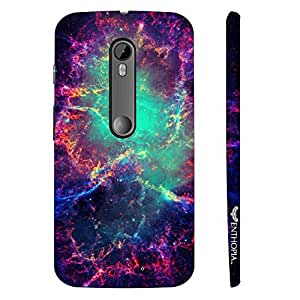 Motorola Moto G3 3rd Gen The Eye of the Storm designer mobile hard shell case by Enthopia