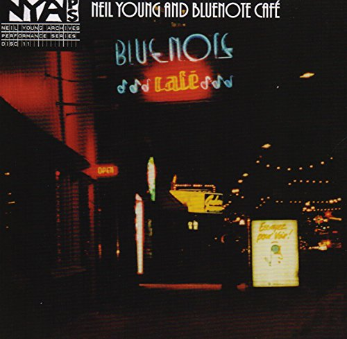 Neil Young - Bluenote Cafã© (2cd) - Zortam Music
