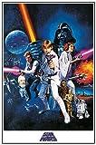スター・ウォーズ エピソード4/新たなる希望 ポスター Star Wars A New Hope (One Sheet)