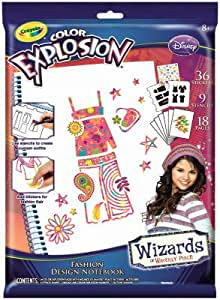 Buy Crayola Color Explosion Wizards Of Waverly Place