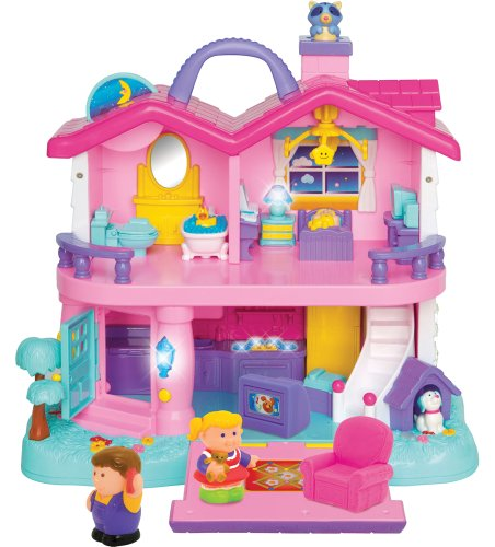 Small World Toys Preschool - My Sweet Home front-822131