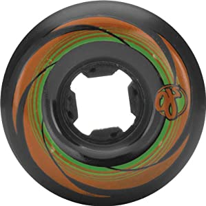 Buy Oj Wheels Rowley 54mm 95a Black Skateboard Wheels (Set Of 4) by Oj Wheels