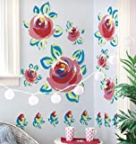 Rose Garden Wallies WallPaper BIG Mural