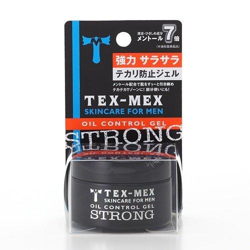 テックスメックス オイルコントロールジェル ストロング