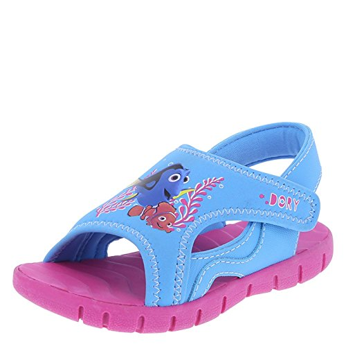 Girls' Blue Finding Dory Splash Sandal