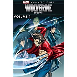 Marvel Anime: Wolverine - Season 1, Vol 1