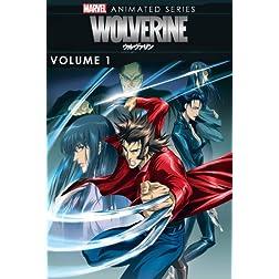 Marvel Anime: Wolverine - Season 1, Vol 1