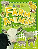 Busy Kids Sticker Book Farm Animals