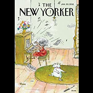 The New Yorker, January 30th 2012 (Jonah Lehrer, Nick Paumgarten, Adam Gopnik) Periodical