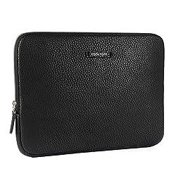 Kooltopp Alison Laptop Sleeve for all 13.3 inch laptops & Apple Macbook - Black