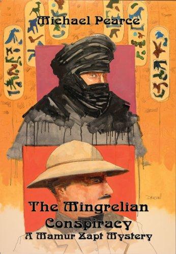 The Mingrelian Conspiracy (Mamur Zapt Mysteries (Paperback))
